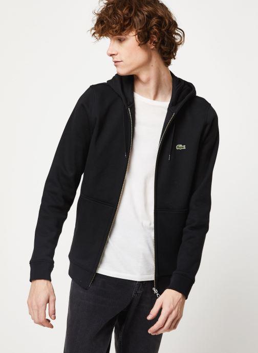 Vêtements Lacoste SH8549-00 Noir vue détail/paire