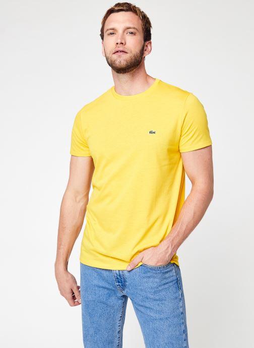 Vêtements Accessoires Tee-Shirt Classique MC TH6709 Lacoste