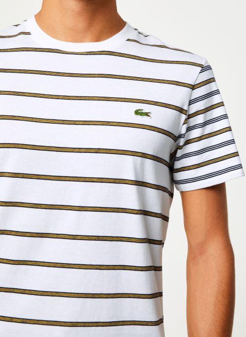 Vêtements Lacoste TH8604-00 Beige vue face