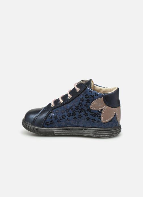 Bottines et boots Bopy Zoflo Bleu vue face