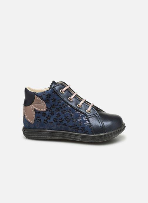 Bottines et boots Bopy Zoflo Bleu vue derrière