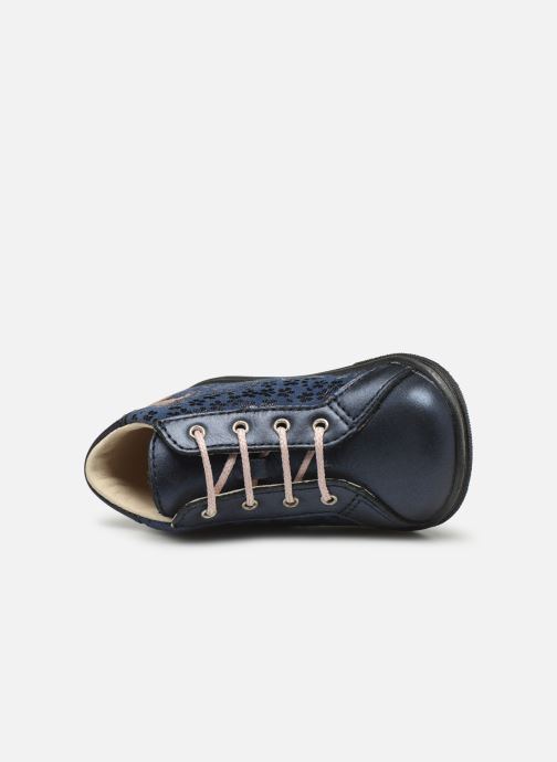 Bottines et boots Bopy Zoflo Bleu vue gauche