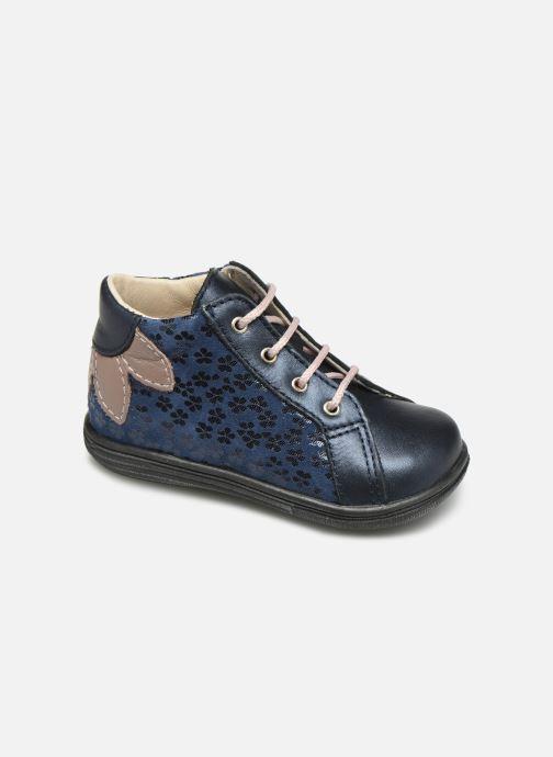 Bottines et boots Bopy Zoflo Bleu vue détail/paire