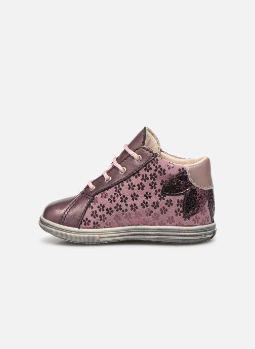 Boots en enkellaarsjes Bopy Zoflo Roze voorkant