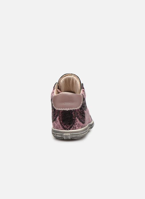 Boots en enkellaarsjes Bopy Zoflo Roze rechts