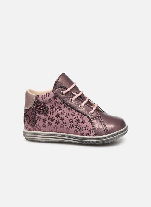 Boots en enkellaarsjes Bopy Zoflo Roze achterkant
