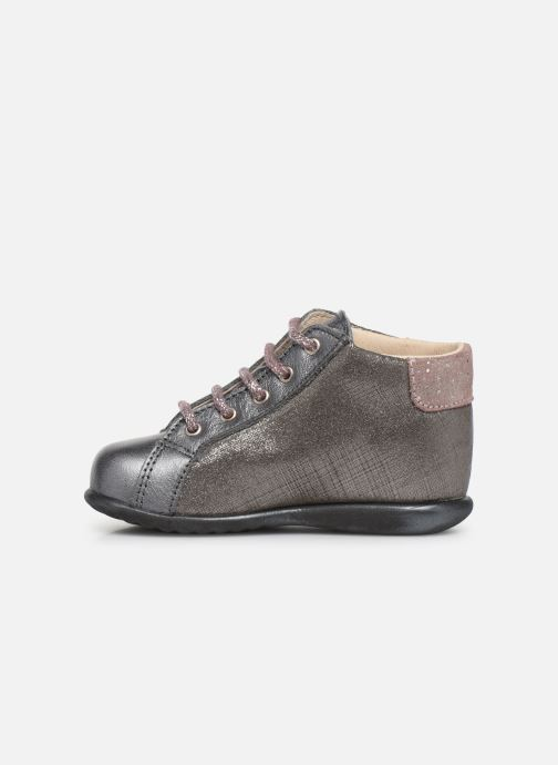 Boots en enkellaarsjes Bopy Zefira Grijs voorkant