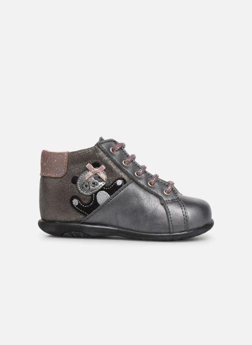 Boots en enkellaarsjes Bopy Zefira Grijs achterkant
