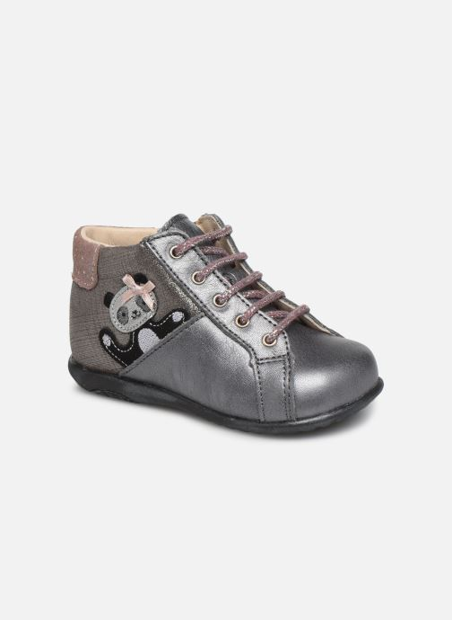 Boots en enkellaarsjes Bopy Zefira Grijs detail