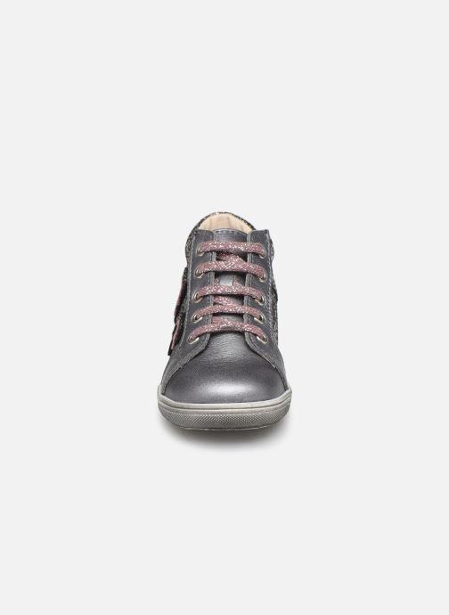 Bottines et boots Bopy Ricola Gris vue portées chaussures