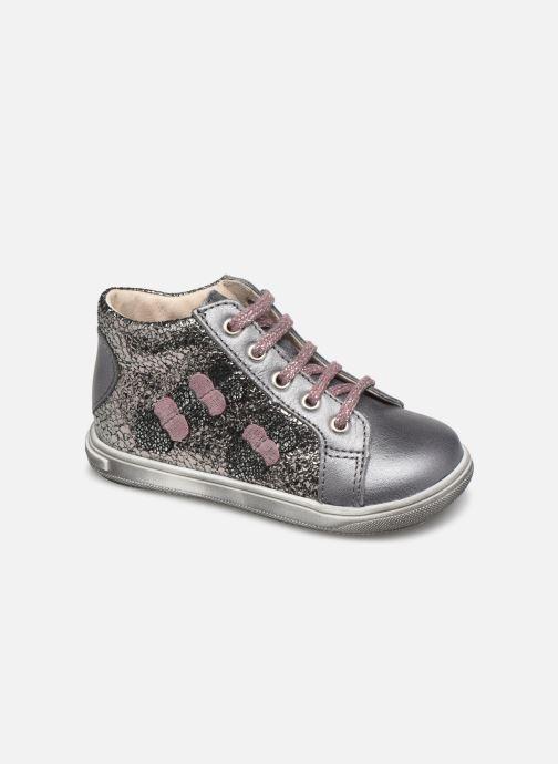Bottines et boots Bopy Ricola Gris vue détail/paire