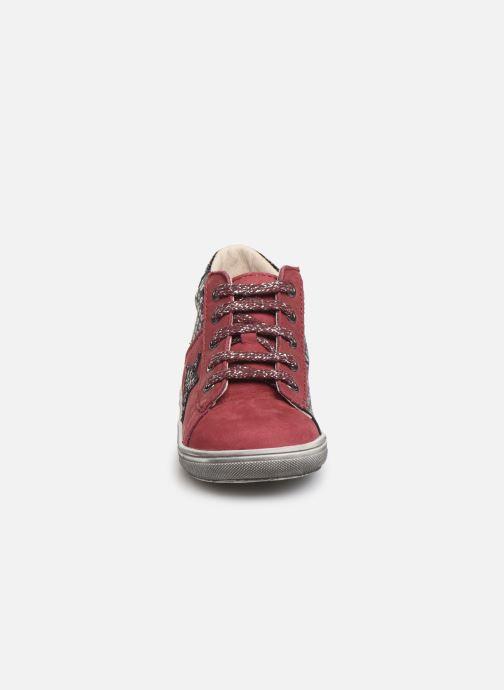 Bottines et boots Bopy Roseta Violet vue portées chaussures