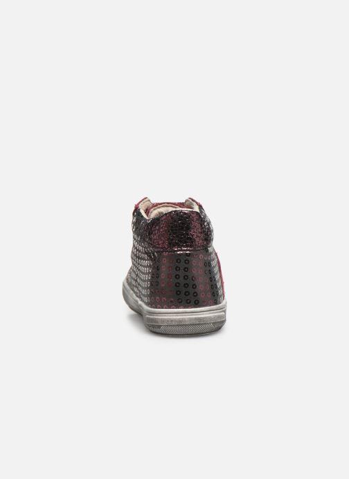 Bottines et boots Bopy Roseta Violet vue droite