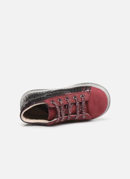 Bottines et boots Bopy Roseta Violet vue gauche