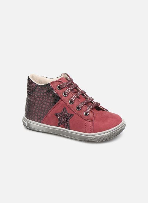 Bottines et boots Bopy Roseta Violet vue détail/paire