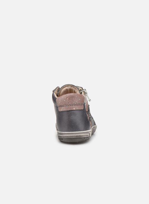 Bottines et boots Bopy Razia Gris vue droite