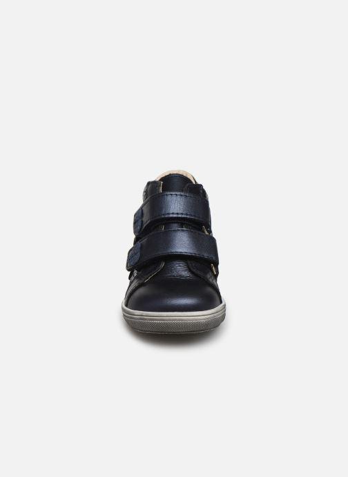 Bottines et boots Bopy Ricavel Bleu vue portées chaussures