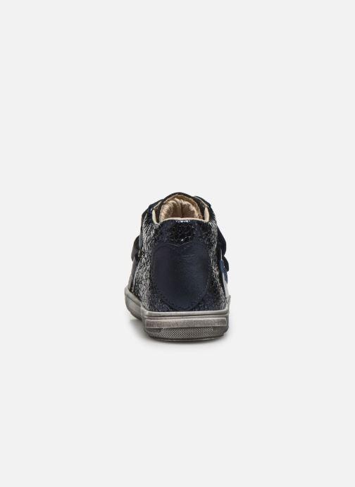 Bottines et boots Bopy Ricavel Bleu vue droite