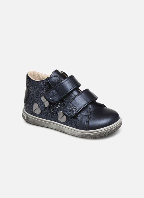 Bottines et boots Bopy Ricavel Bleu vue détail/paire