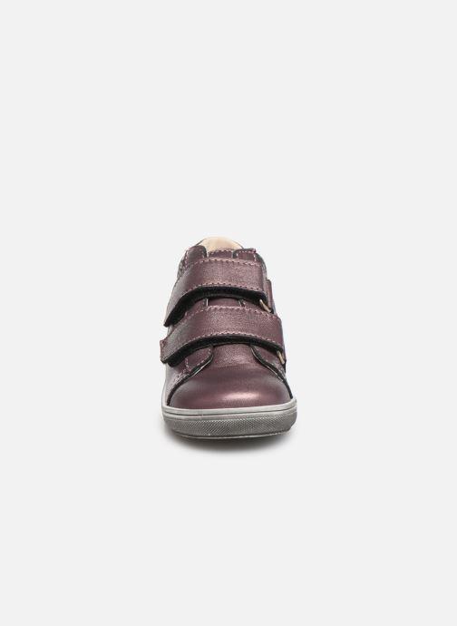 Bottines et boots Bopy Rosevel Rose vue portées chaussures