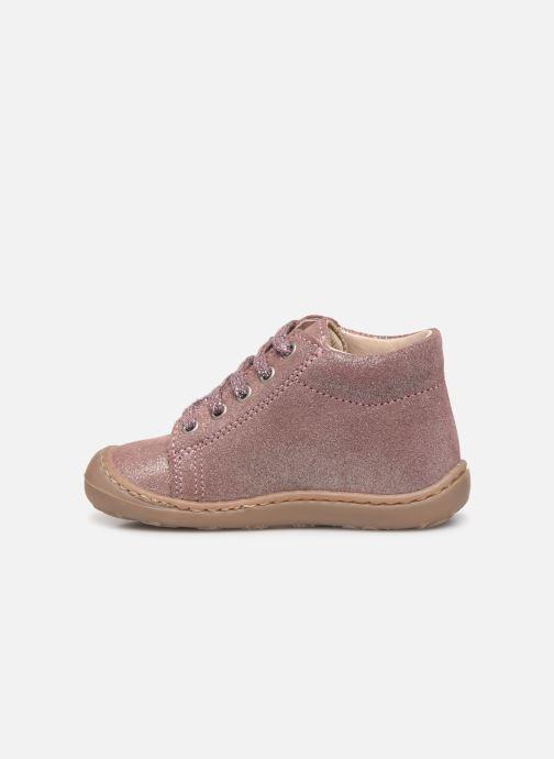Stiefeletten & Boots Bopy Jetrote rosa ansicht von vorne