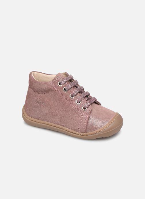 Bottines et boots Bopy Jetrote Rose vue détail/paire