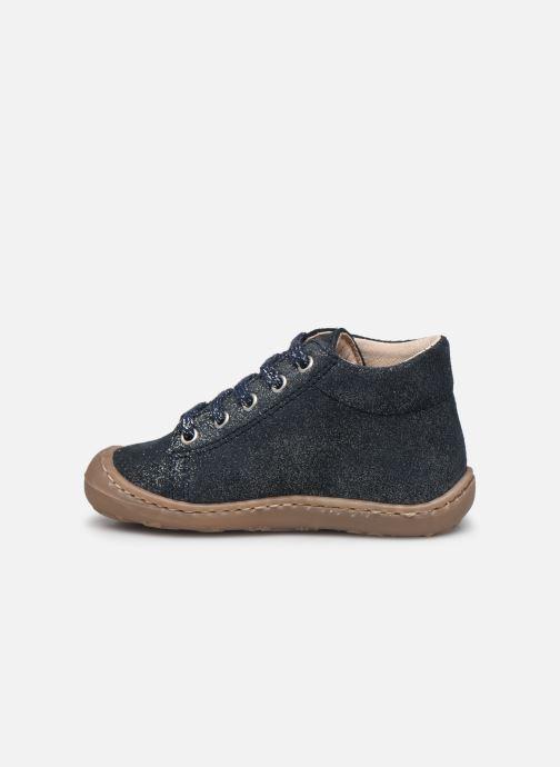 Bottines et boots Bopy Jetrote Bleu vue face