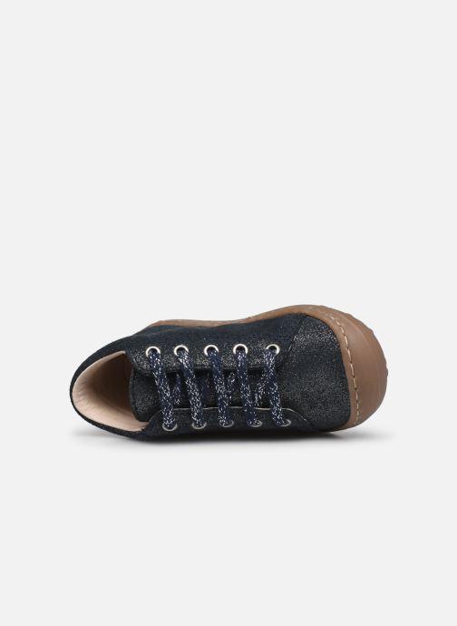 Bottines et boots Bopy Jetrote Bleu vue gauche