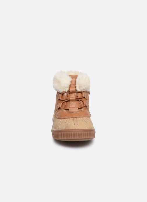 Bottines et boots Bopy Tanchela Kouki Marron vue portées chaussures