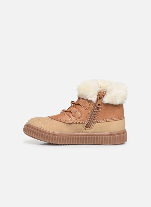 Bottines et boots Bopy Tanchela Kouki Marron vue face