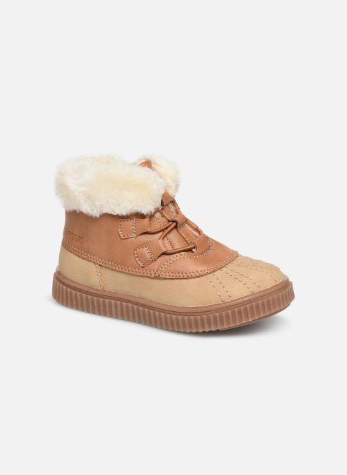Bottines et boots Bopy Tanchela Kouki Marron vue détail/paire
