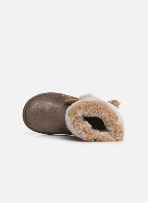 Boots en enkellaarsjes Bopy Iforta Kouki Beige links