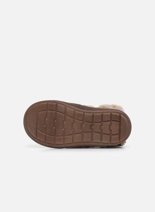 Boots en enkellaarsjes Bopy Iforta Kouki Beige boven
