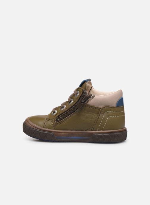 Bottines et boots Bopy Barto Vert vue face