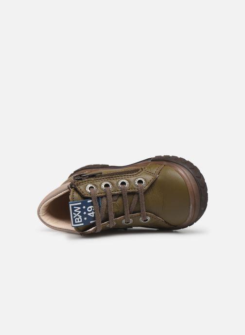 Bottines et boots Bopy Barto Vert vue gauche
