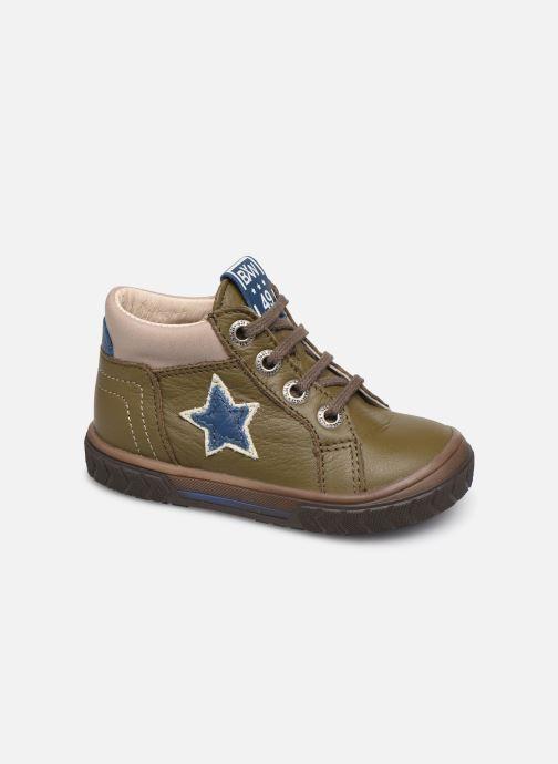 Bottines et boots Bopy Barto Vert vue détail/paire