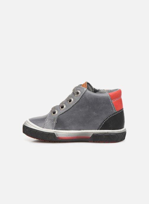 Stiefeletten & Boots Bopy Banta grau ansicht von vorne