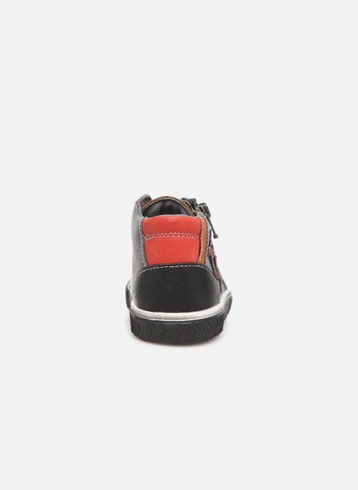 Bottines et boots Bopy Banta Gris vue droite