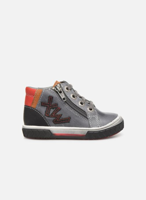 Stiefeletten & Boots Bopy Banta grau ansicht von hinten
