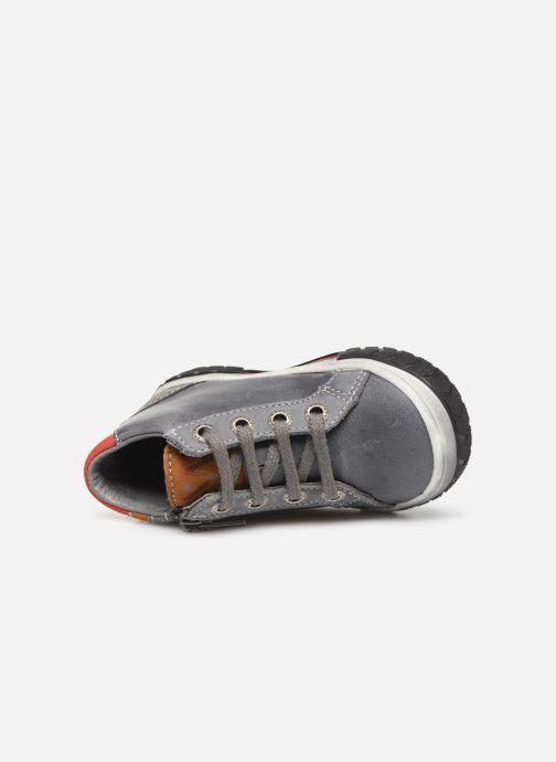 Stiefeletten & Boots Bopy Banta grau ansicht von links