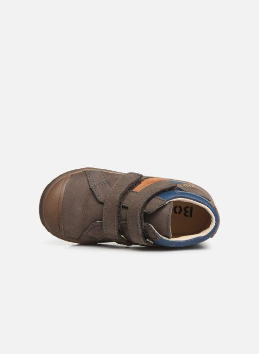 Bottines et boots Bopy Binyl Gris vue gauche
