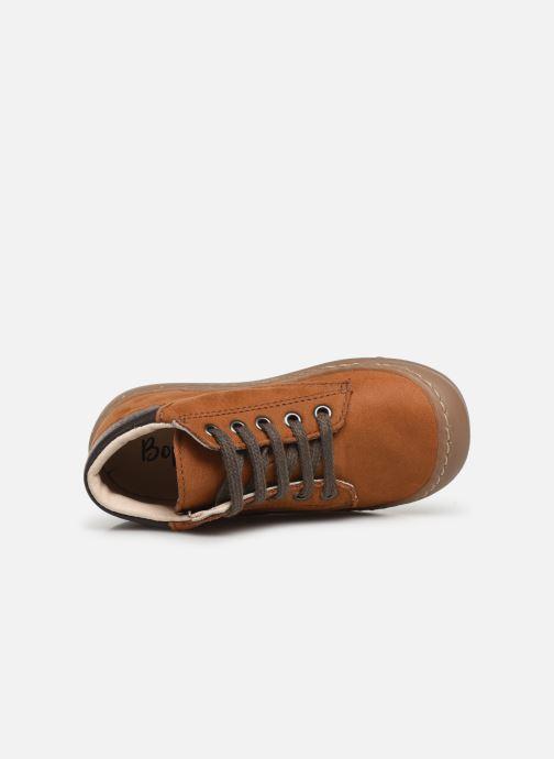 Bottines et boots Bopy Jazz Marron vue gauche