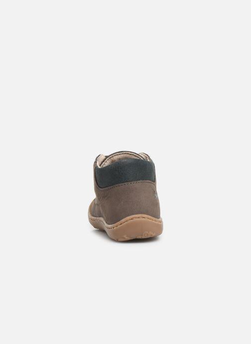 Boots en enkellaarsjes Bopy Jazz Grijs rechts