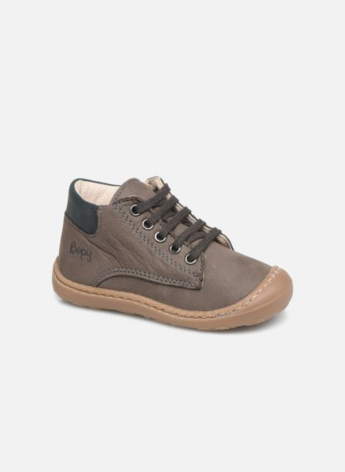 Boots en enkellaarsjes Bopy Jazz Grijs detail