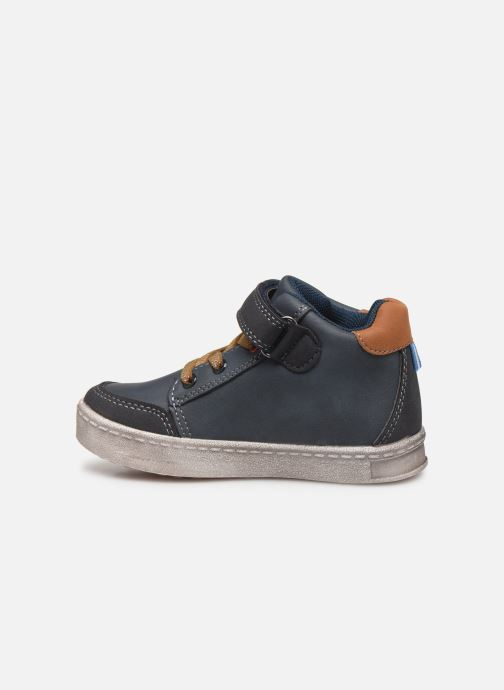 Sneakers Bopy Ianivel Kouki Blauw voorkant