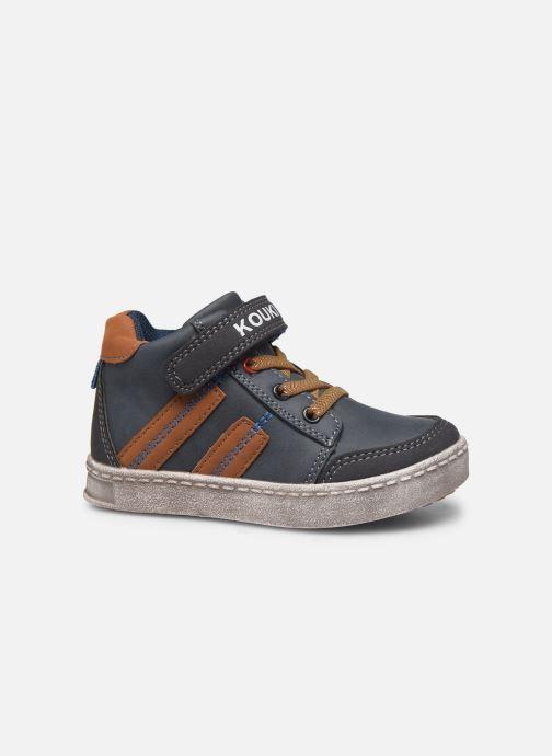 Sneakers Bopy Ianivel Kouki Blauw achterkant
