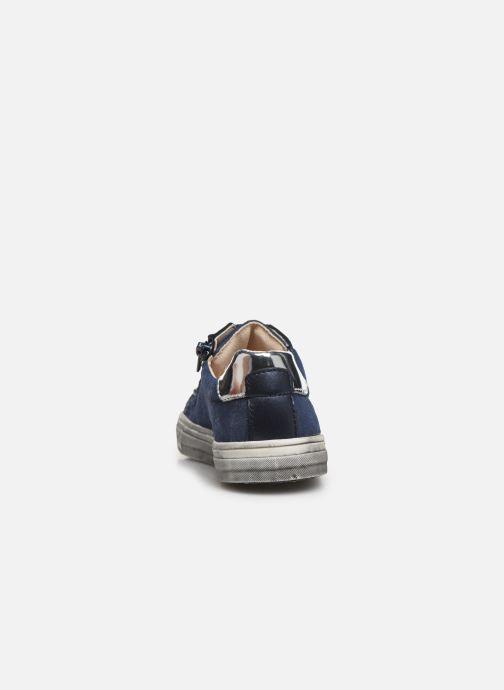 Sneakers Bopy Sanata Blauw rechts