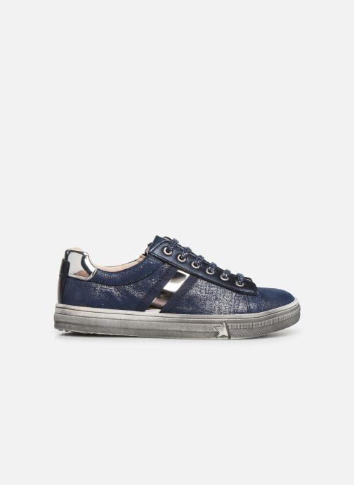 Sneakers Bopy Sanata Blauw achterkant