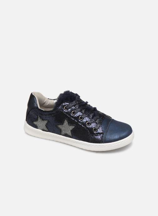 Sneakers Bopy Idiaca Lilybellule Blauw detail