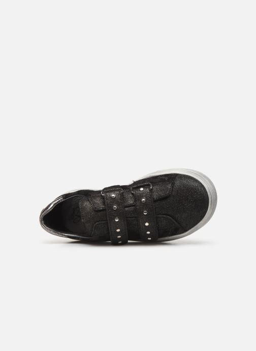 Sneakers Bopy Sodera Zwart links